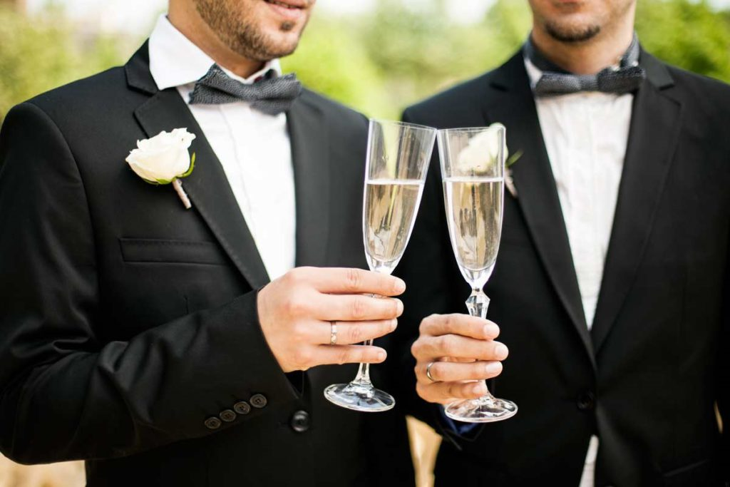 Gay Marriages in the UK