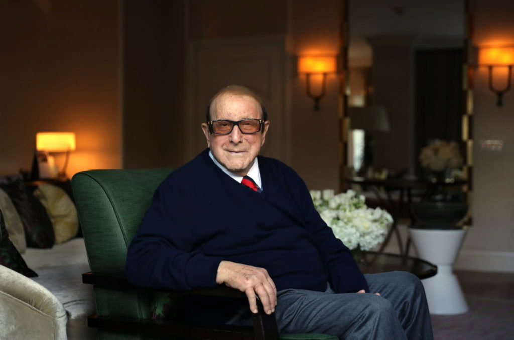 Clive Davis Celebrities Who Are Gays