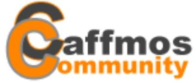 CaffmosCommunity.com logo